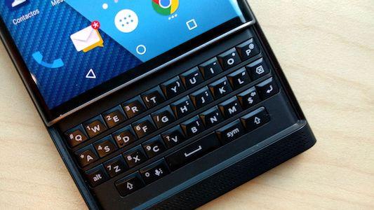 BlackBerry ngưng bán điện thoại diđộng?