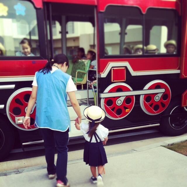 Xe buýt của trường học (Tony buổi sáng)