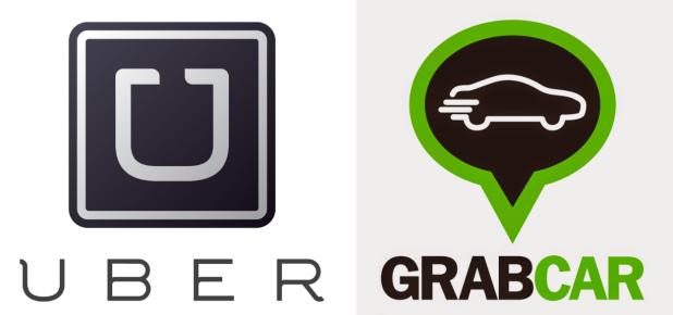 So sánh Grab Taxi và Uber tại ViệtNam