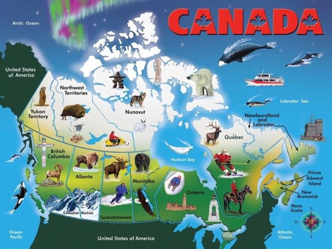 Chia sẻ kinh nghiệm và chi phí sinh hoạt tại Canada